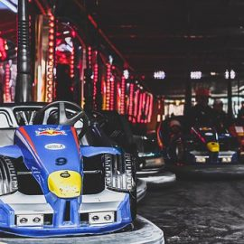A Few Interesting Facts About Dodgem Cars